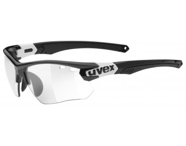uvex sportstyle 109 v glasses black/variomatic smoke