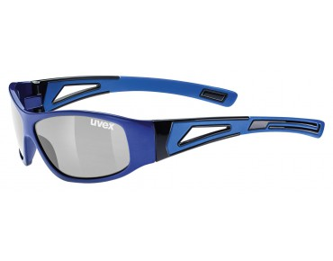 uvex SPORTSTYLE 509 kids' glasses blue