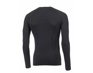 ROSE SEAMLESS WARM long-sleeved undershirt black