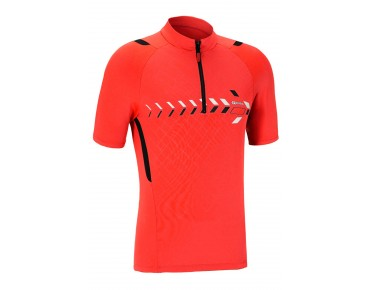 GONSO LEAF jersey fiery red