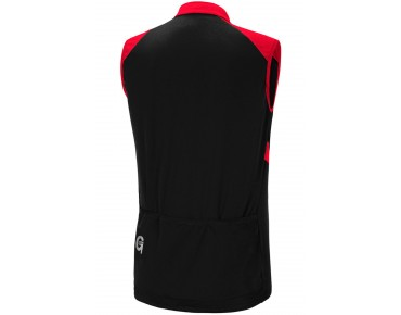 GONSO DOMIAN sleeveless jersey black