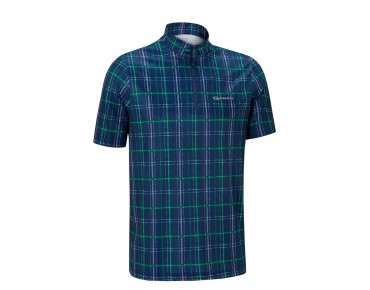 GONSO PARK cycling shirt estate blue