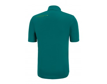 GONSO EASY cycling shirt teal green