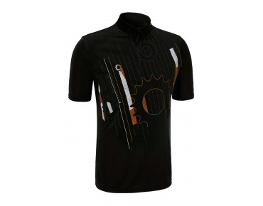 GONSO EASY cycling shirt black