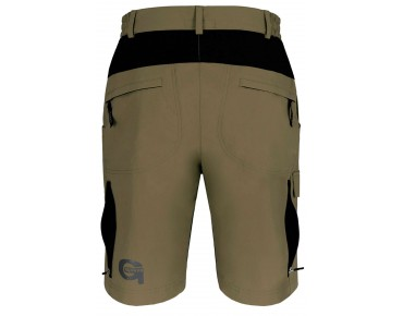 GONSO ARICO V2 cycling shorts incl. inner pants burnt olive