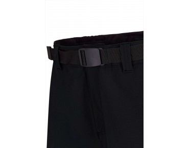 GONSO PORTO ¾-length cycling trousers incl. inner shorts black