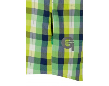 GONSO STADE cycling shirt bright green