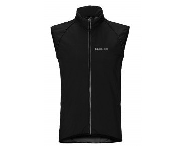 GONSO HURRICANE V2 2in1 windbreaker black