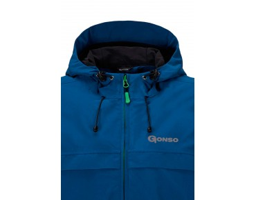 GONSO UWE all-weather jacket estate blue