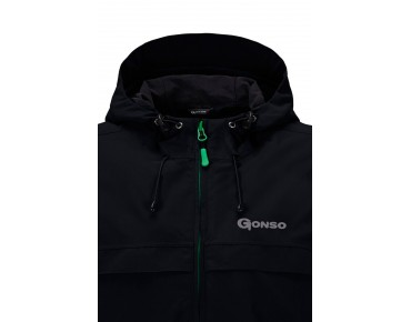 GONSO UWE all-weather jacket black