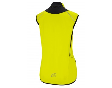 GONSO EMERALD windproof vest for women sulphur spring