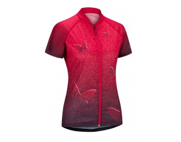 GONSO FLOWER women's jersey barberry