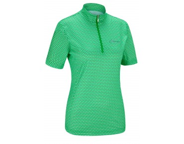 GONSO ISLAND women's cycling shirt poison green