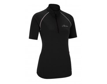 GONSO KEA women's cycling shirt black