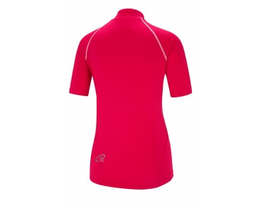 GONSO KEA women's cycling shirt barberry