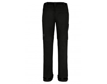 GONSO RUTH V2 women's zip-off pants black