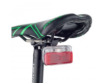 B + M tail light holder for the saddle