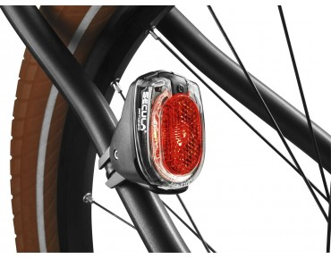 B + M Secula permanent battery tail light