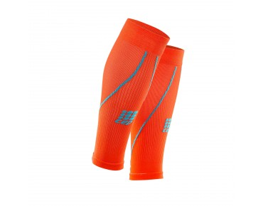 cep CALF SLEEVES 2.0 Kompressionsstutzen sunset/hawaii blue
