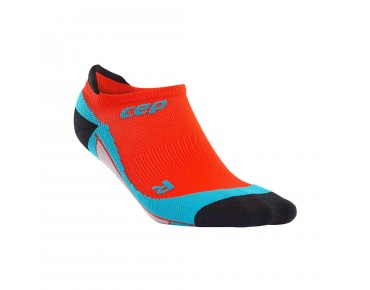 cep NO SHOW socks sunset/hawaii blue