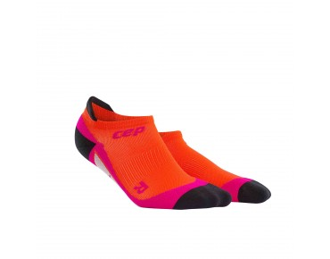 cep NO SHOW women's socks sunset/pink