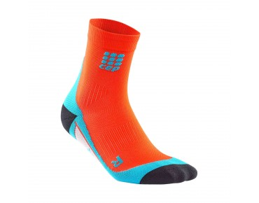 cep SHORT socks sunset/hawaii blue