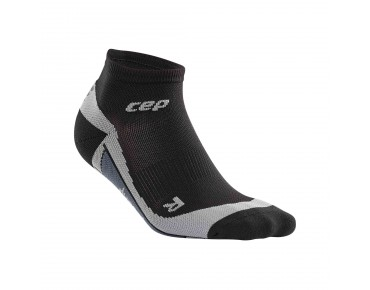 cep LOW CUT socks black/grey