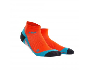 cep LOW CUT socks sunset/hawaii blue