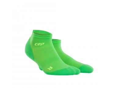 cep ULTRALIGHT LOW CUT socks viper/green