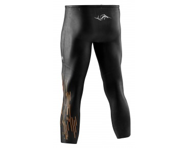 sailfish CURRENT LONG neoprene swim tights black/blue