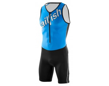 sailfish TEAM trisuit blue/white