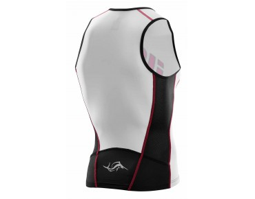 sailfish TEAM Tri Top white/red