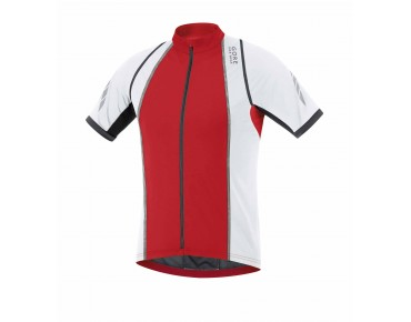 GORE BIKE WEAR XENON 3.0 jersey red/white