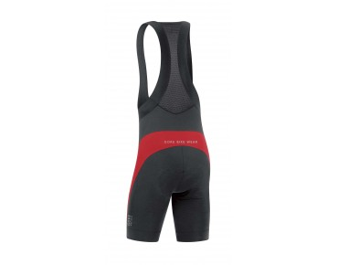 GORE BIKE WEAR XENON RACE 2.0 Trägerhose black/red