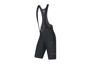 GORE BIKE WEAR POWER TRAIL 2in1 Shorts black