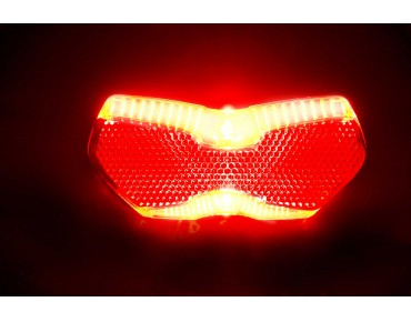 B + M Toplight View permanent tail light