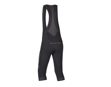 GORE BIKE WEAR OXYGEN WS SO ¾-length bib tights black