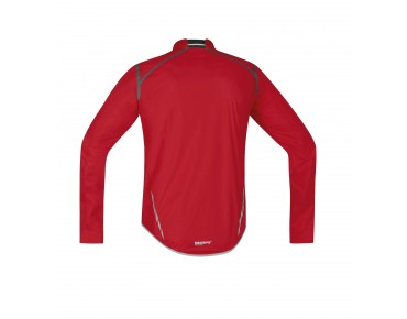GORE BIKE WEAR OXYGEN WS AS LIGHT windproof jacket red