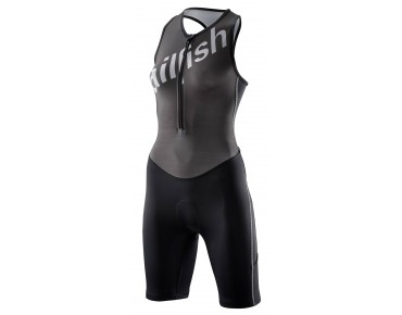 sailfish TEAM women's trisuit black/silver