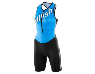 sailfish TEAM women's trisuit blue/white