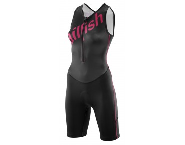 sailfish TEAM Damen Trisuit black/pink