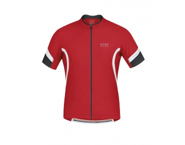 GORE BIKE WEAR POWER 2.0 jersey red/black