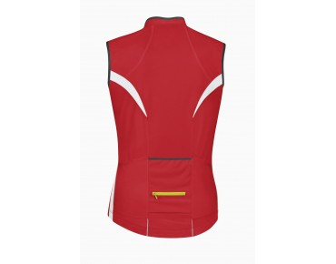 GORE BIKE WEAR POWER 2.0 sleeveless jersey red/white