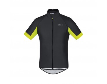 GORE BIKE WEAR POWER WS SO Zip-off-Jacke black/neon
