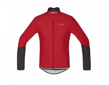 GORE BIKE WEAR POWER WS SO Zip-off-Jacke red/black