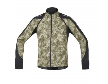 GORE BIKE WEAR PHANTOM 2.0 WS SO Zip-off-Jacke camouflage