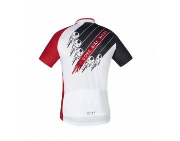 GORE BIKE WEAR ELEMENT SPRINTMAN Trikot white
