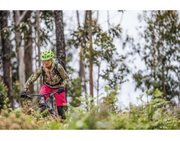 GORE BIKE WEAR POWER TRAIL LADY WS SO women's jacket camouflage