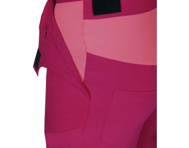 GORE BIKE WEAR POWER TRAIL LADY women's bike shorts jazzy pink/giro pink