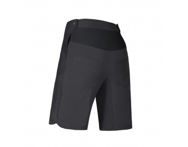 GORE BIKE WEAR POWER TRAIL LADY women's bike shorts raven brown/black